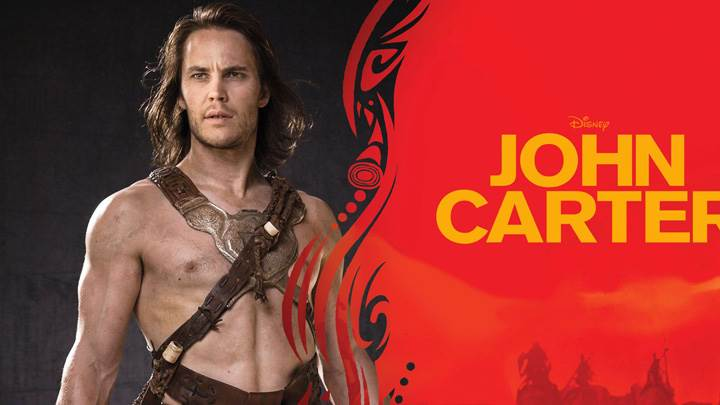 John Carter – Taylor Kitsch As John Carter